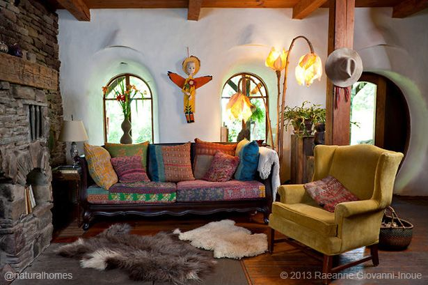 Photo of Natural Living Rooms [part 1 of 3]