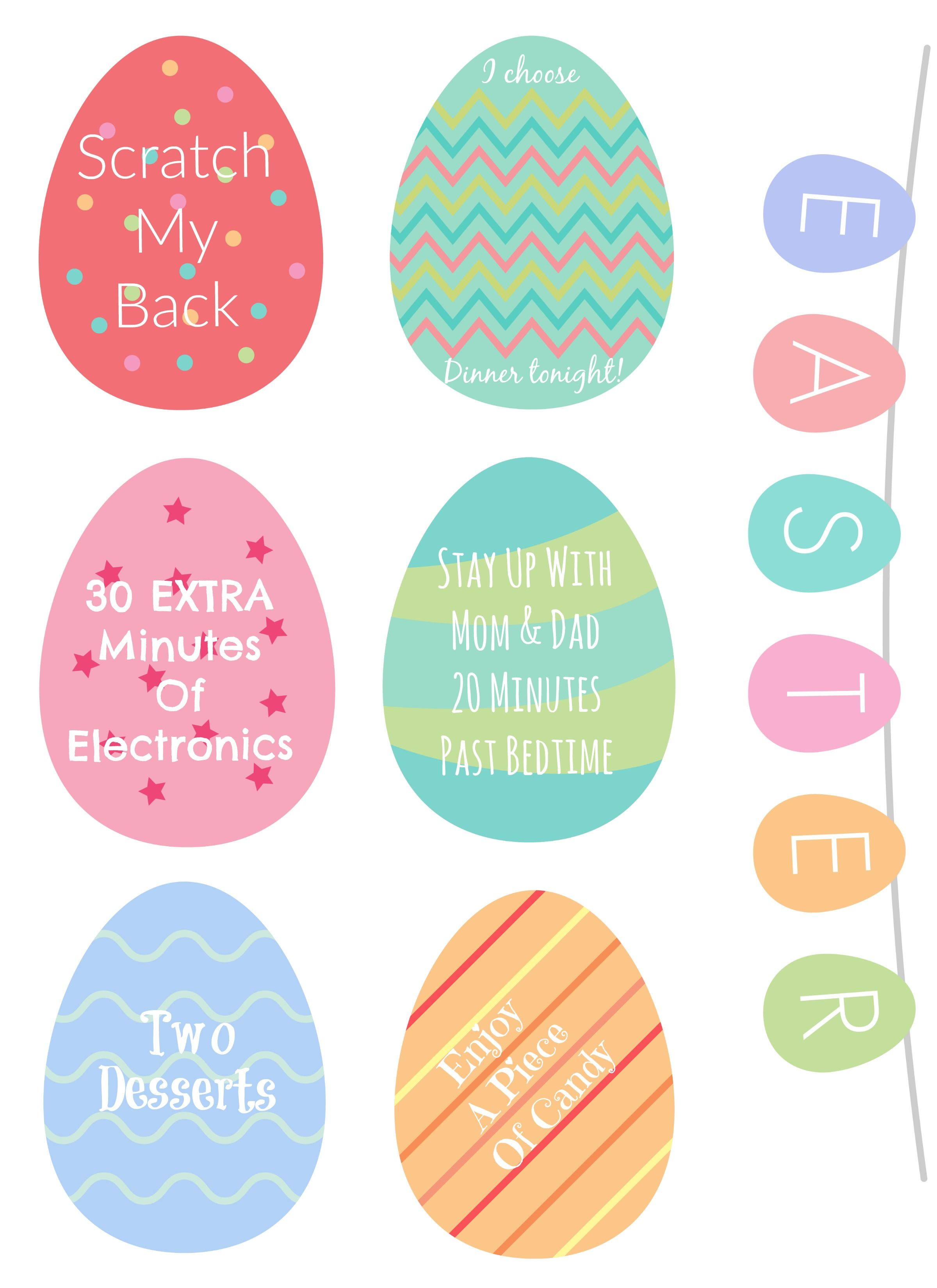 Easter Egg Coupons!!! | Plastic easter eggs and Easter