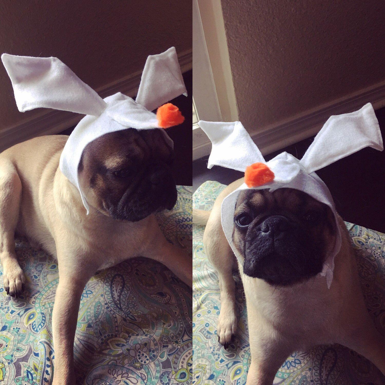 Zero Nightmare Before Christmas Disney Tim Burton Dog or Cat Costume ...