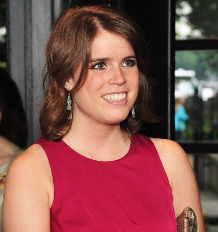 Princess Eugenie of York is the first member of the royal family to  publicly reveal that