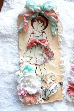 julie nutting doll stencil - Google Search