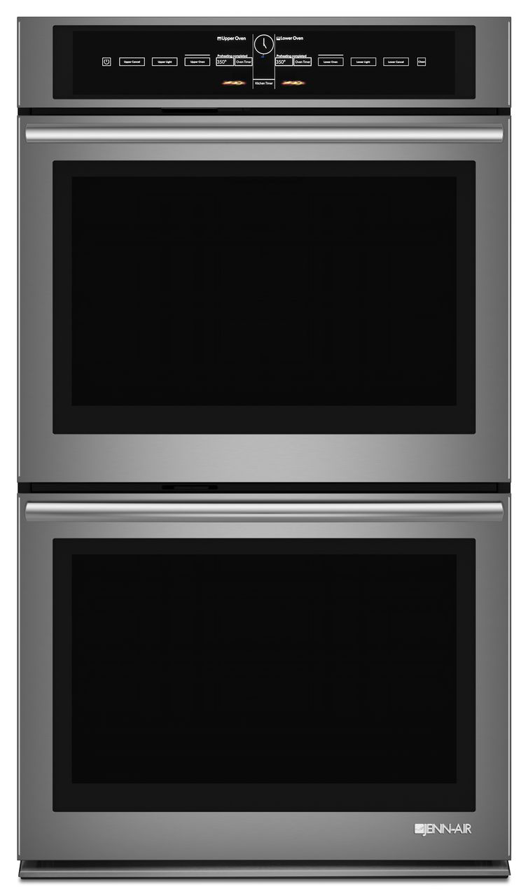 Jenn Air Jjw3830ds Wall Oven With Nest