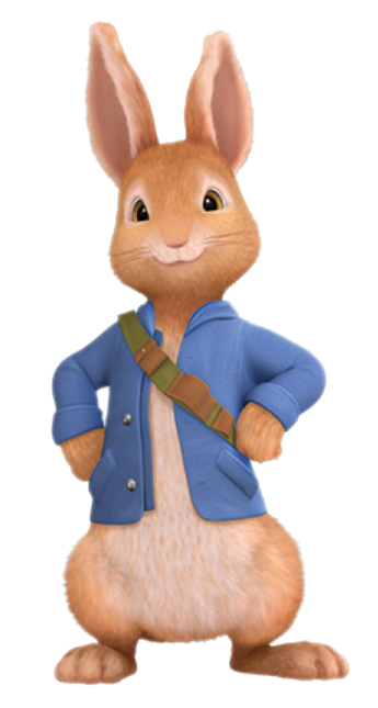 Cartoon Characters Peter Rabbit Png Peter Rabbit Characters Rabbit Cartoon Peter Rabbit