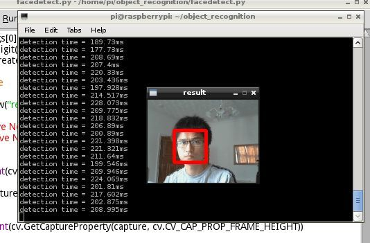 Raspberry-Pi-Face-Recognition-and-Object-Detection-Using