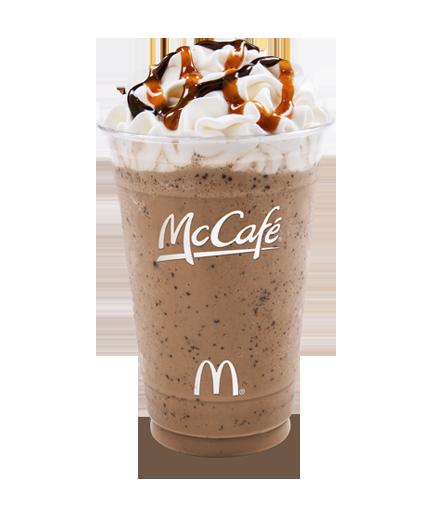McDonald\'s Restaurant Copycat Recipes: Chocolate Chip Frappe ...