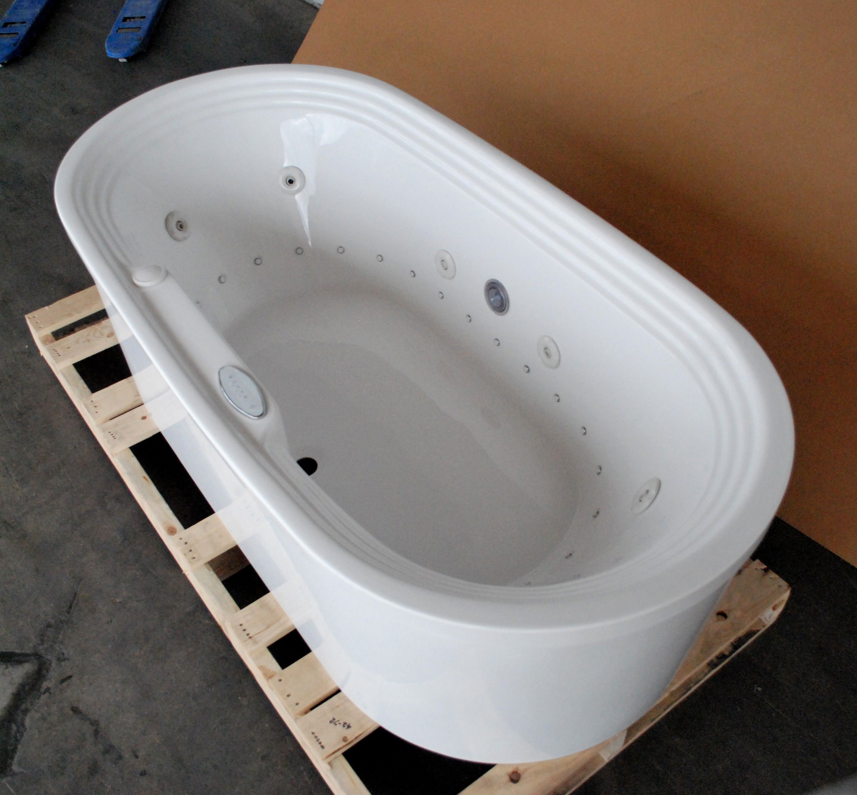 free standing jetted bathtub - Google Search | Master Bath ...