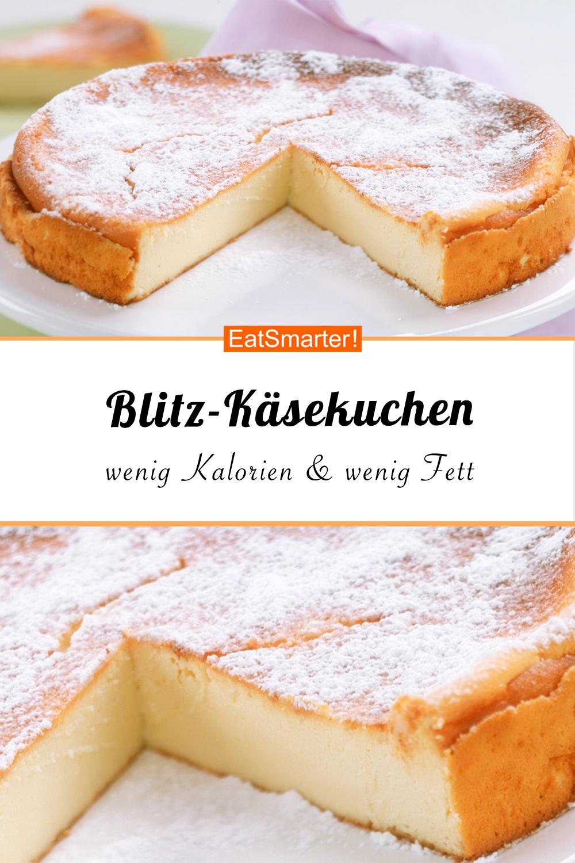 Photo of Blitz-Käsekuchen – nur 7 Zutaten