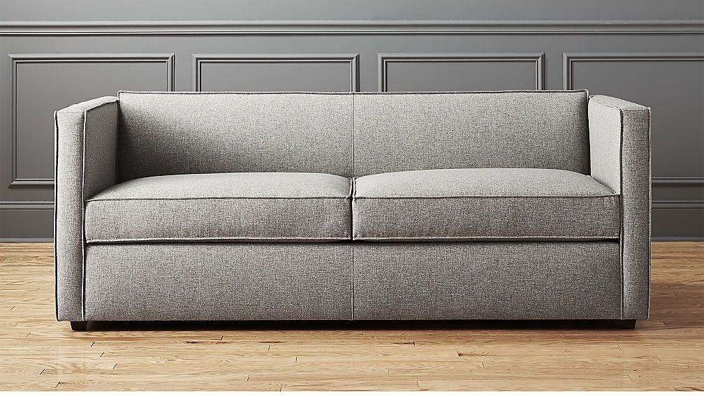 1799 10 Club Grey Queen Sleeper Sofa 77x35 5x29 Many Other Fabrics Available 9 12 Weeks With Images Sofa Upholstery Sleeper Sofa Couch Upholstery