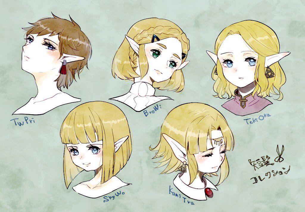 隆七 On Legend Of Zelda Breath Legend Of Zelda Botw Zelda