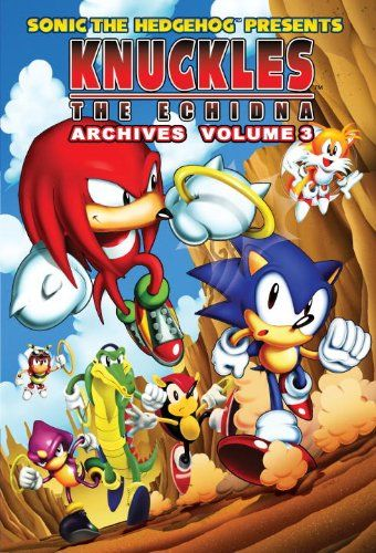 Ken Penders Stops Diamond From Distributing Sonic Collections Sonic Echidna Sonic The Hedgehog
