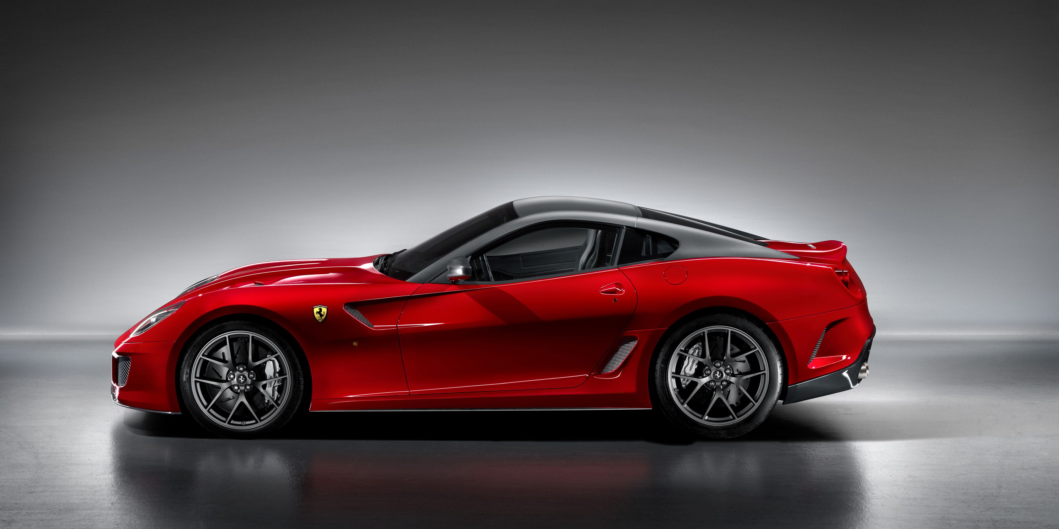 Here Are 20 Of The Most Gorgeous Front Engined Ferraris Ever