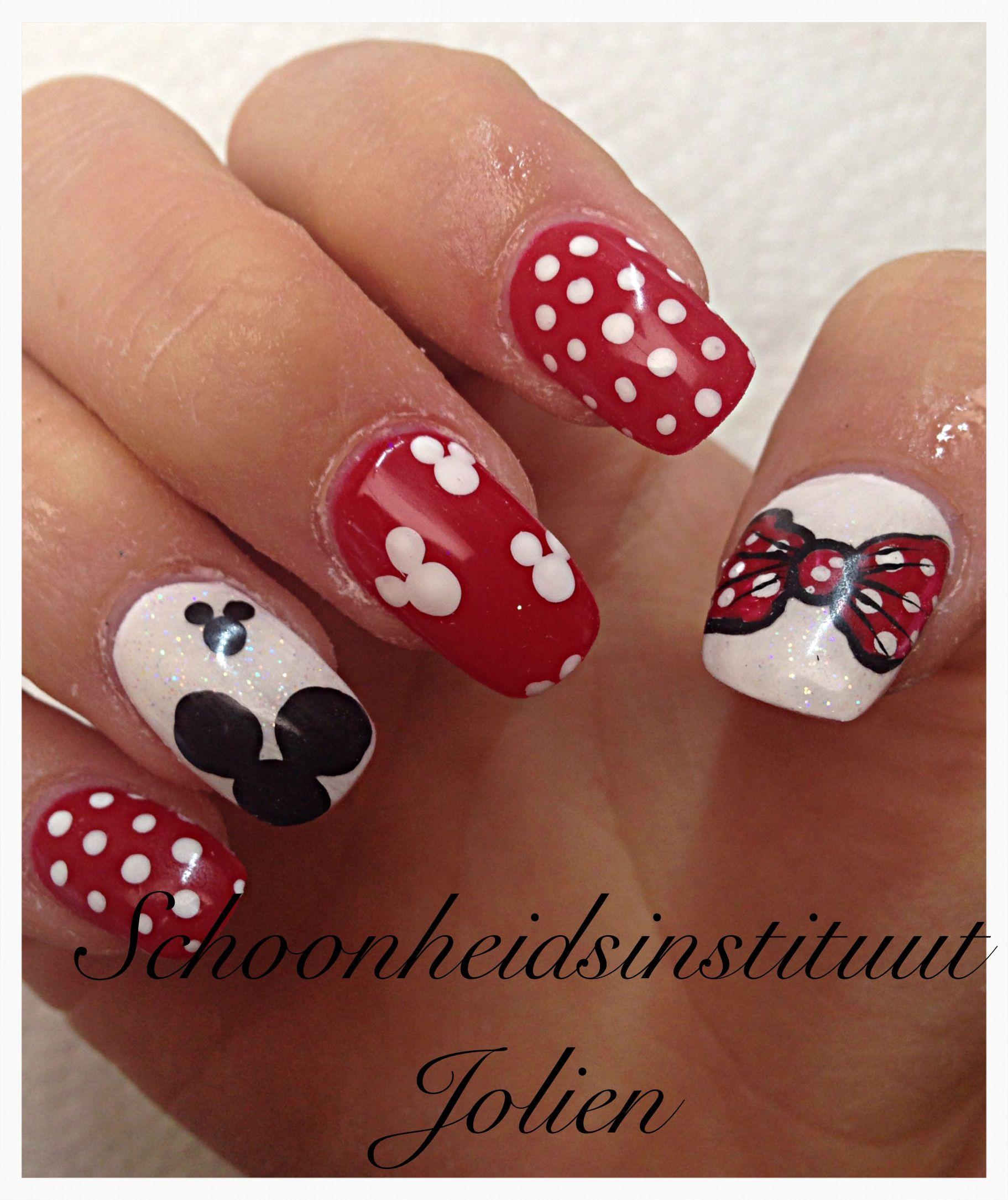 My work Disney. Schoonheidsinstituut Jolien - Nagels, nail-art / my ...