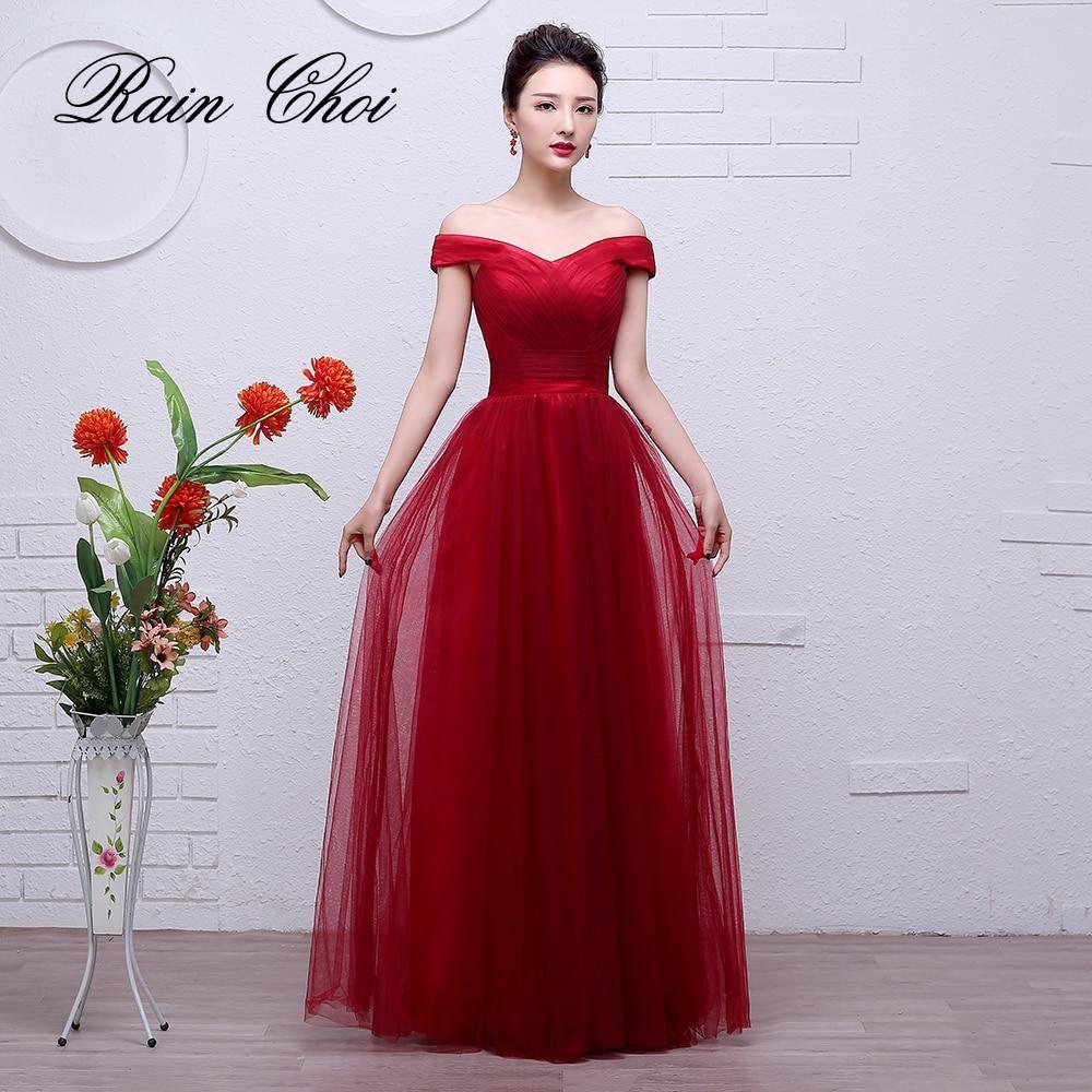 Vestido de noche tulle a line formal prom gown sleeveless long