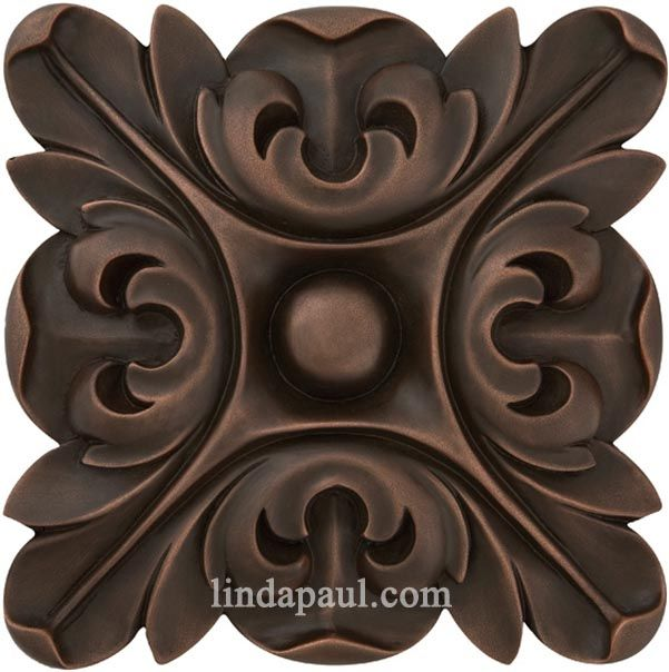 Decorative Picture Tiles Interesting Copper Decorative Accents  Flower And Floral Inspired Metal Tile Design Inspiration