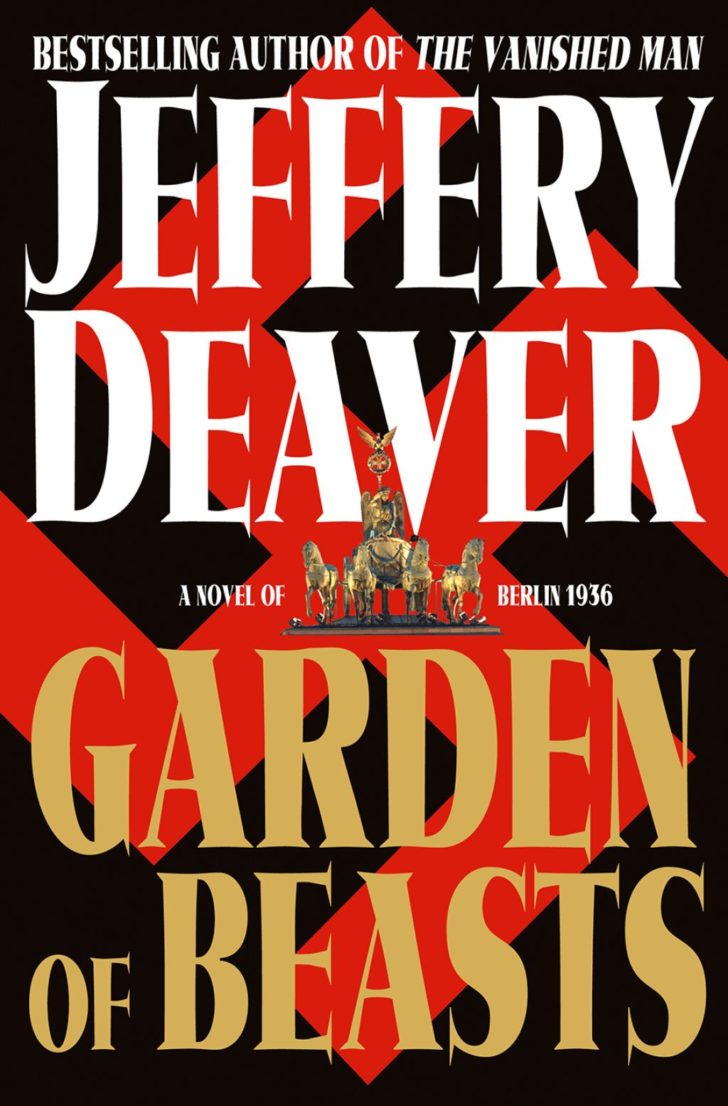 Garden of Beasts (eBook) Novels, Bestselling author