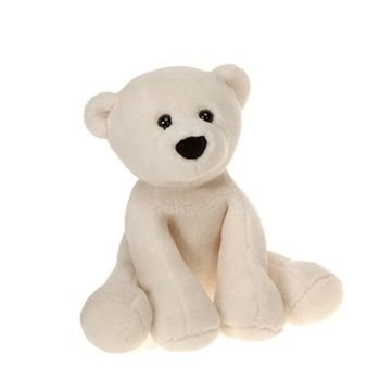 Comfies Large Polar Bear Stuffed Animal By Fiesta Bears Plush