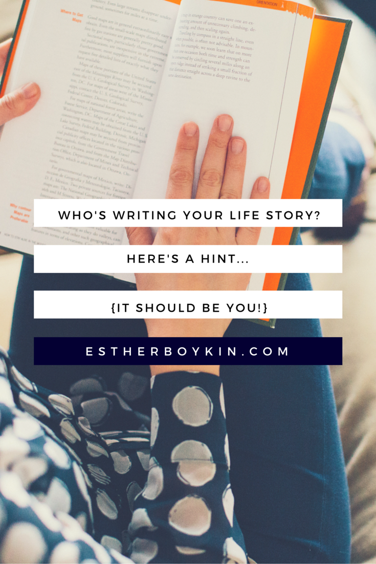 how to start writing your own story