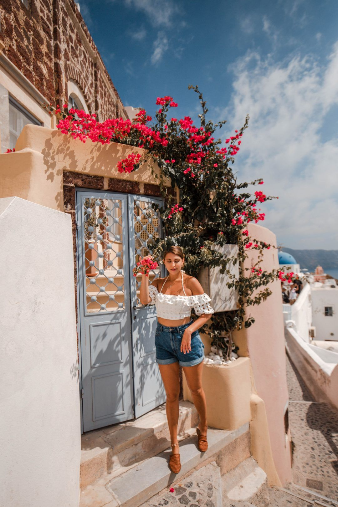 , 10 Santorini Instagram Spots You Can't Miss   Top Photo Locations & Tips, Travel Couple, Travel Couple