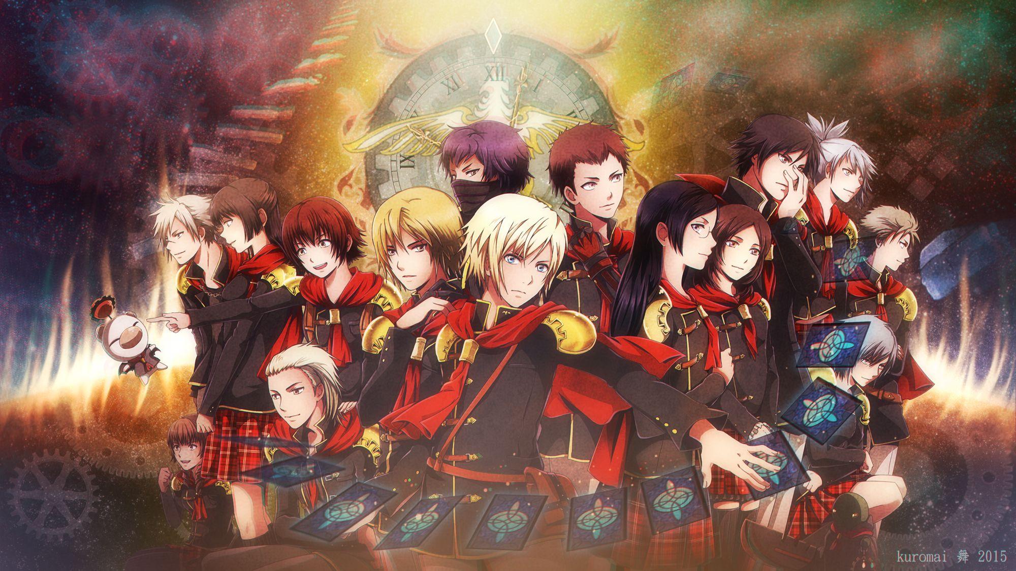 Final Fantasy Type 0 By Kuro Mai Deviantart Com On Deviantart