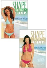 Camp shape body Bikini