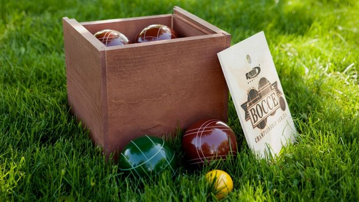 Bocce Ball Set...a great Father's Day gift!