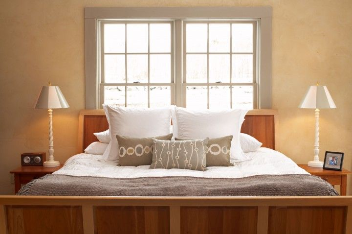 From Lisa Teague's website, love the bed.