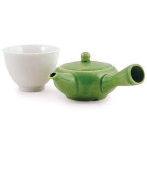 Gyokuro Tokoname Serving Set Drinking Tea Serving Set