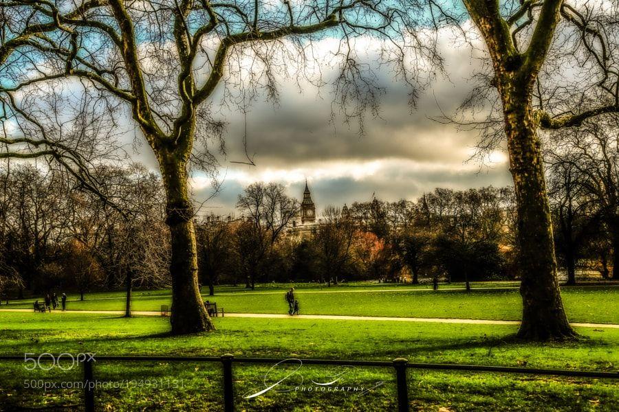 London Park by JonForberg