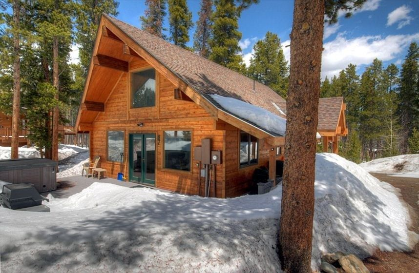 House vacation rental in breckenridge from