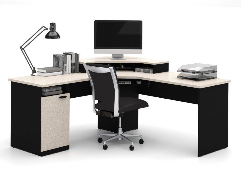 Bestar Hampton Corner Workstation Best Gaming Desks
