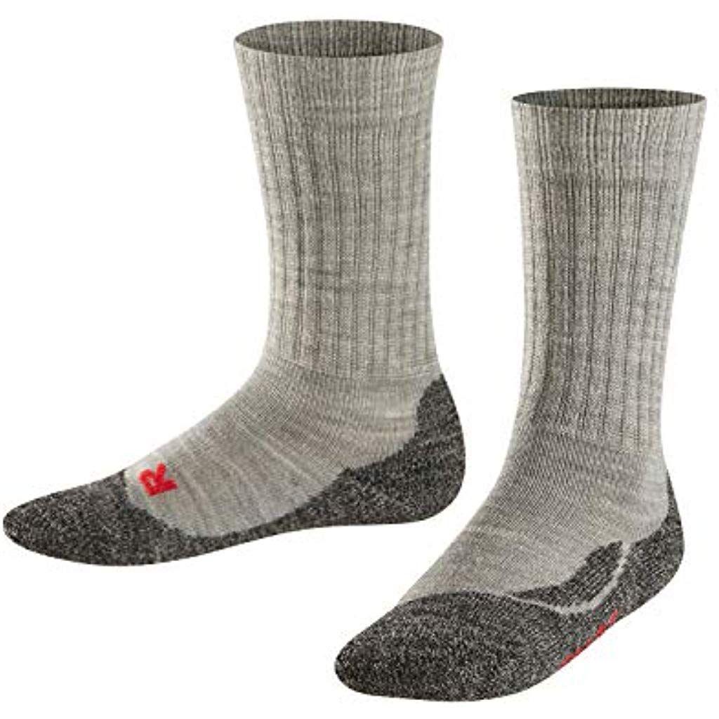 Gr/ö/ße 19-42 ideal f/ür aktive Kinder FALKE Kinder Active Warm Socken Farben 1 Paar atmungsaktiver Strumpf mit Pl/üschsohle warmer versch