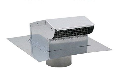 Bath And Kitchen Exhaust Vent With Extension Galvanized 6 Inch You Can Find More Details By Visiting The Image Lin Exhaust Vent Kitchen Exhaust Galvanized