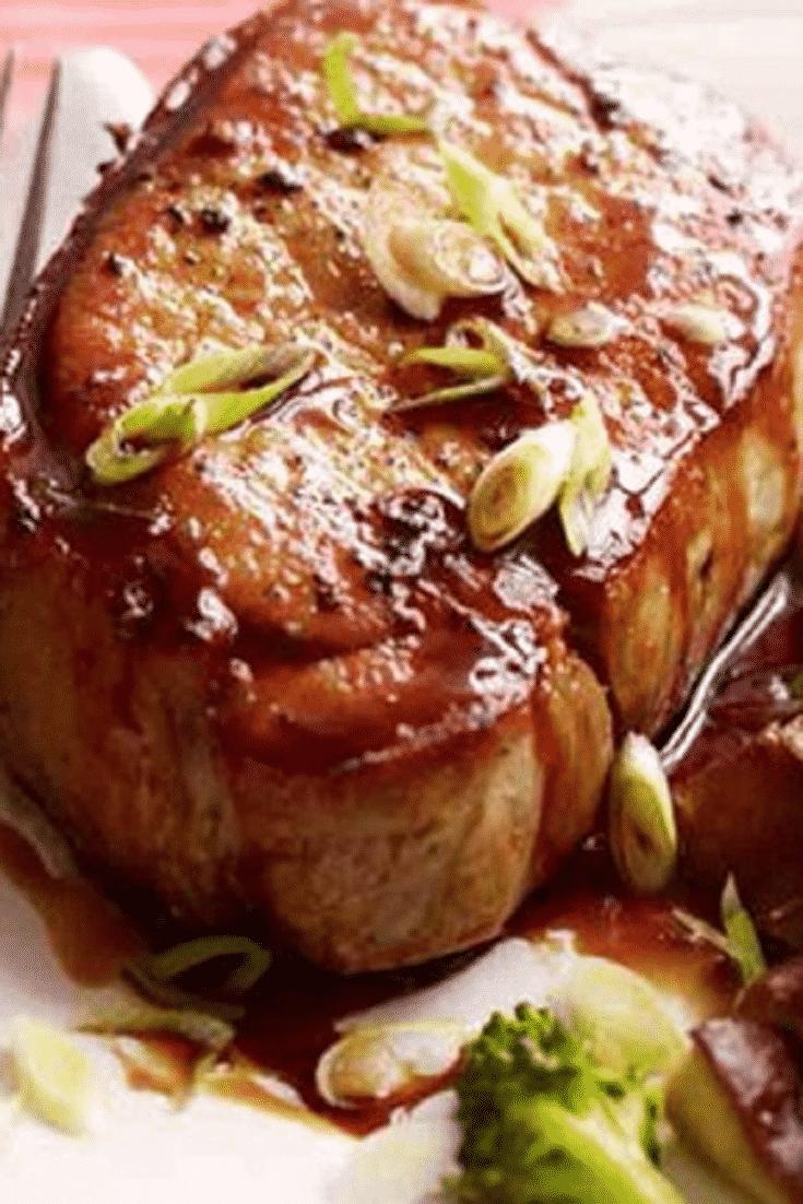 Pressure Cooker Asian Style Pork Chops Recipe Cooking Recipes Boneless Pork Chops Instant