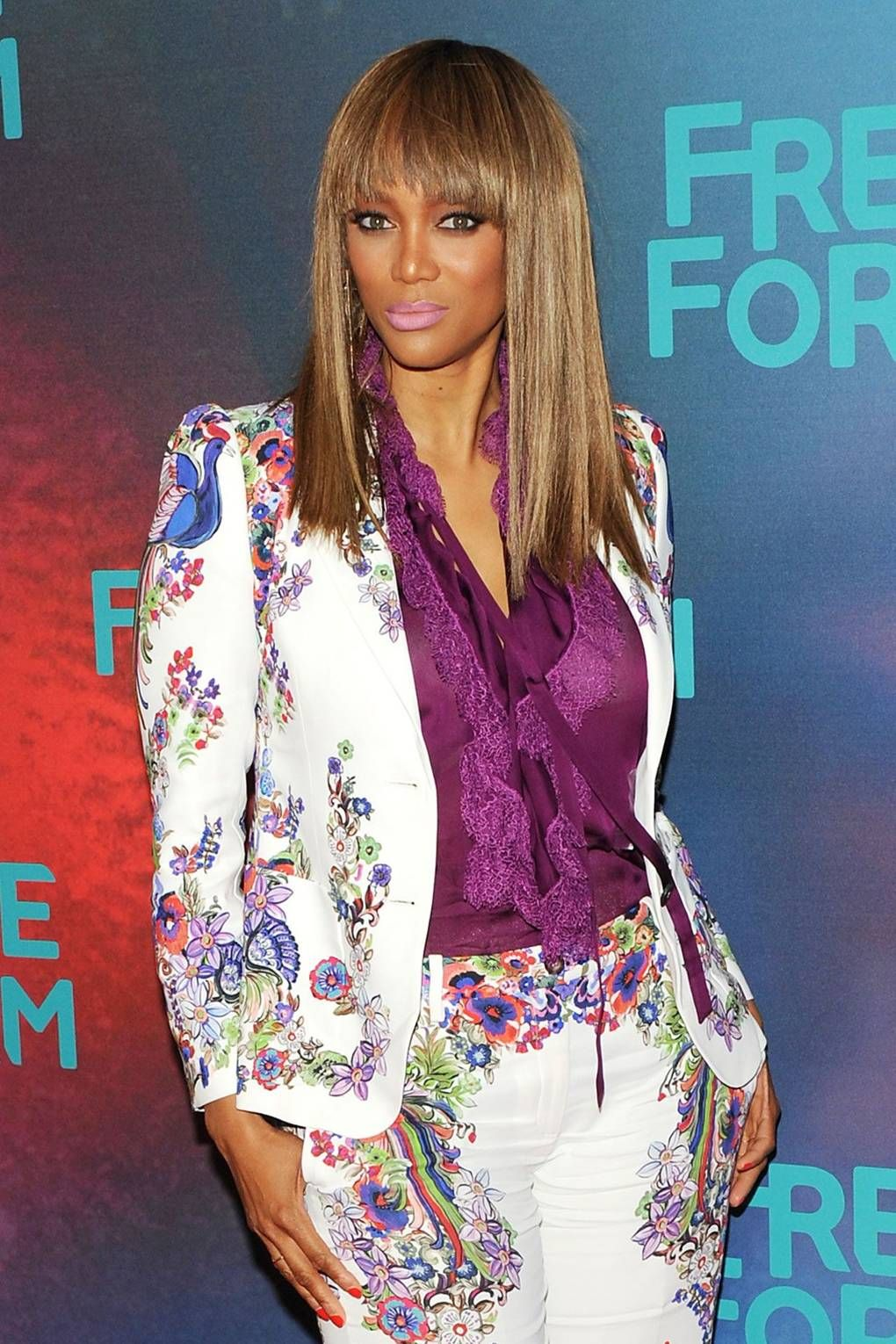 Tyra Banks Has Shared A Portrait Of Her Son For The First Time He S Adorable Tyra Banks Celebrity Beauty Portrait