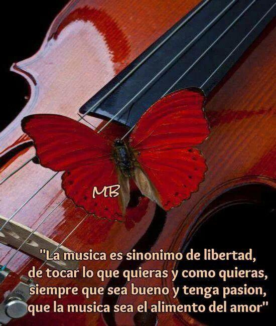 La musica es pasion