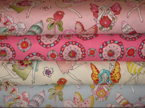 NEW Flower Fairies and Fairy Wish by Alexander by MyHeartandSew, $18.25