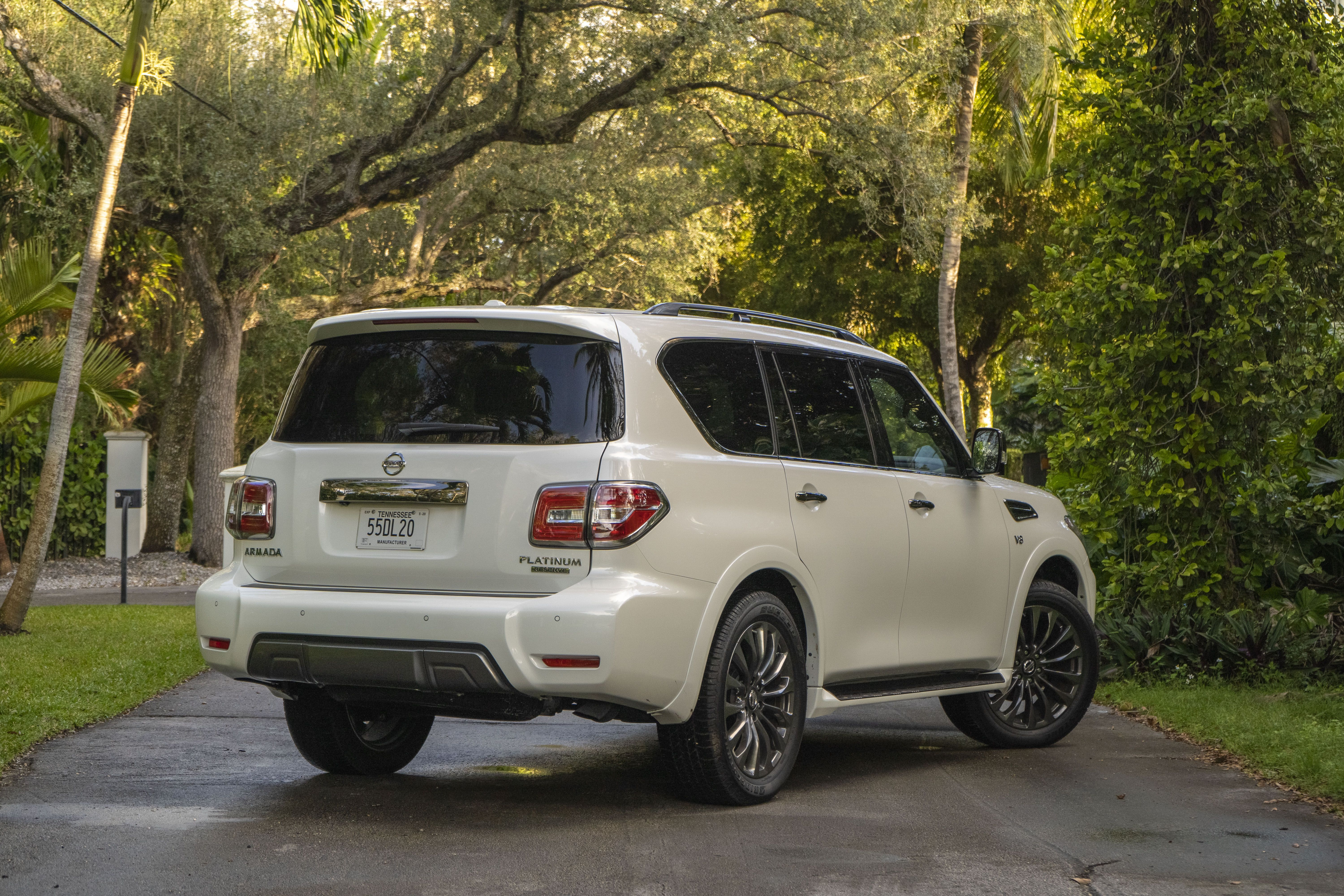 2020 Nissan Armada Driven Review And Impressions In 2020 Nissan Armada Nissan Large Suv