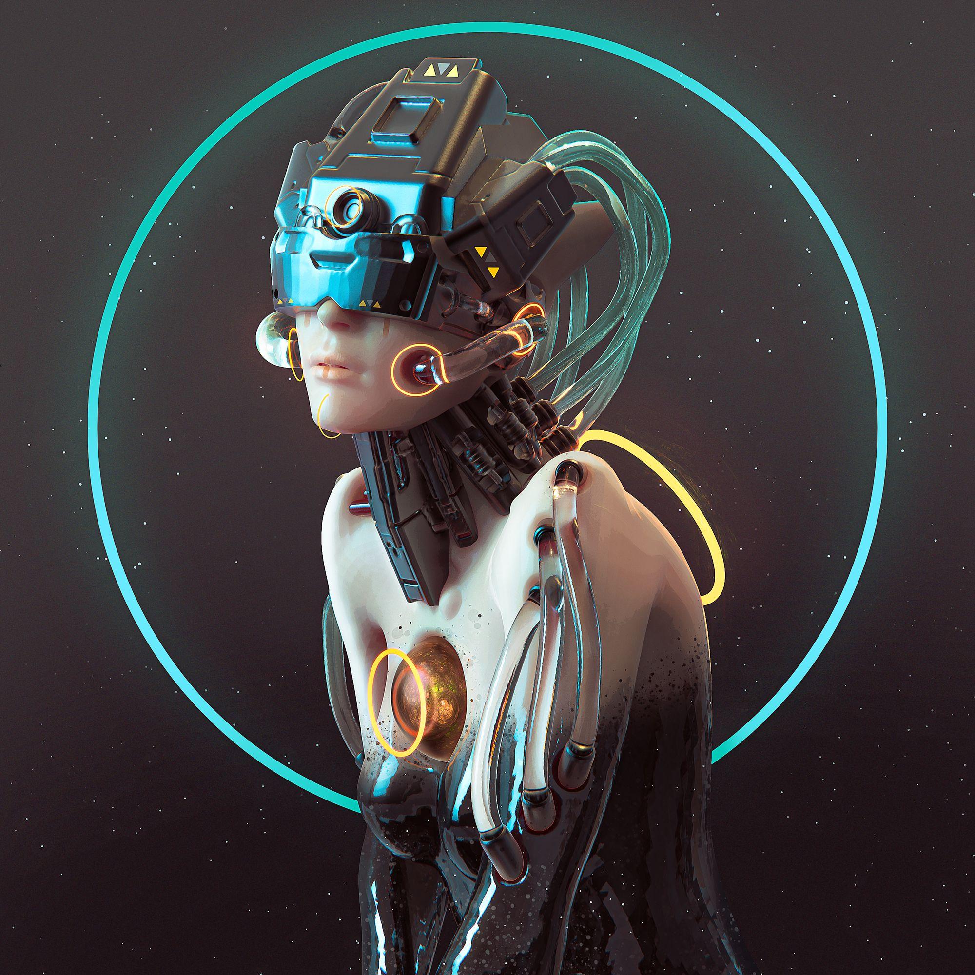 Future Girl in 2020 Cyberpunk girl, What is