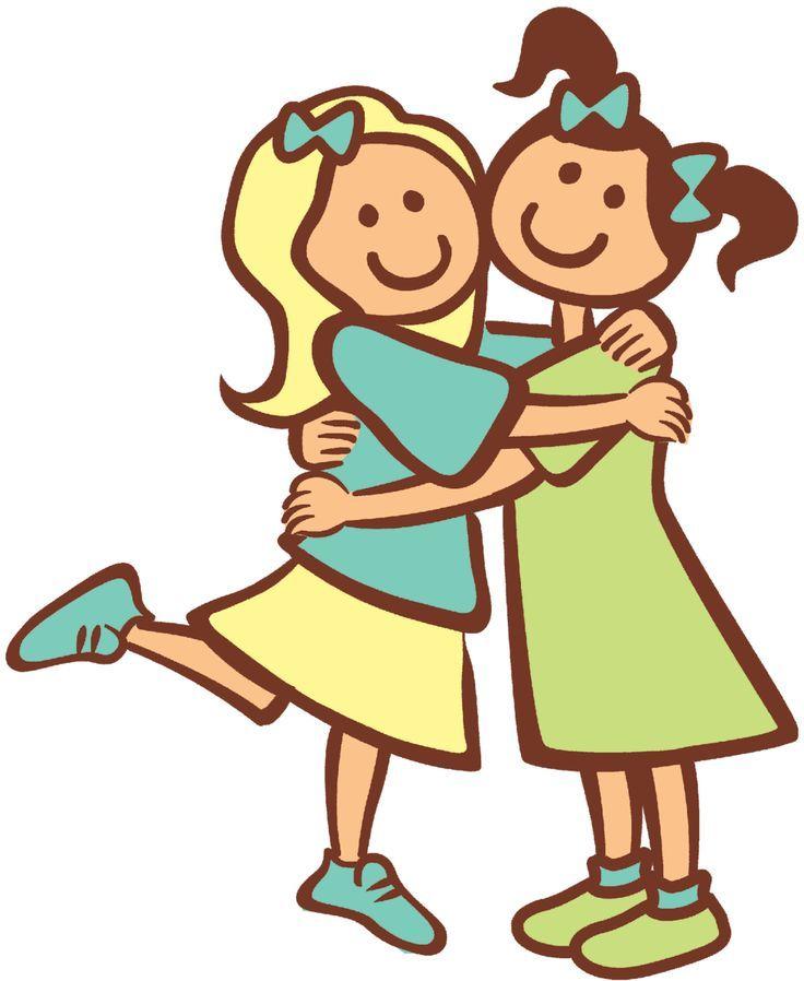 friendship matters art of mom life pinterest friendship rh za pinterest com sister clipart free clipart sister