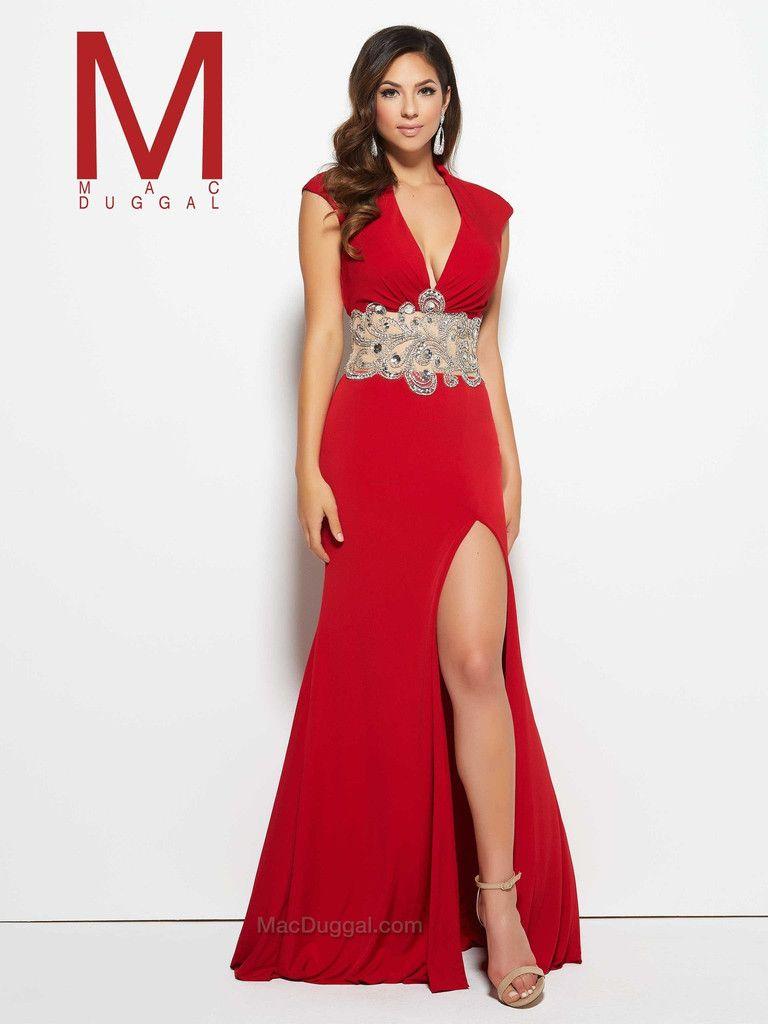 Mac Duggal 82228 Illusion Dress Prom Dresses Prom Dresses [ 1024 x 768 Pixel ]