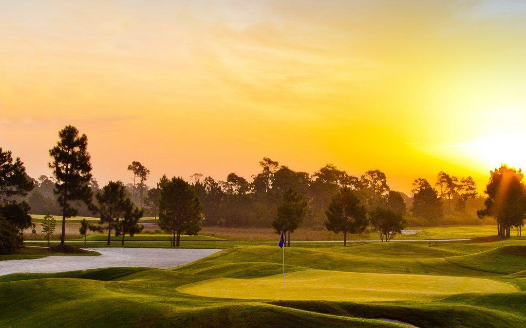 Golfing Paradise in Port St. Lucie Paradise, Golf resort