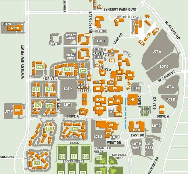 utd map of campus   第六届达福地区中文教师培训圆满结束 ...