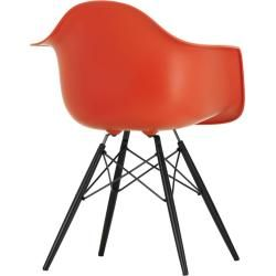 Photo of Eames Plastic Armchair Daw with plastic glides Vitra