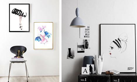 Poster, Affiche, Tableaux | Idées Deco // Deco Ideas | Pinterest