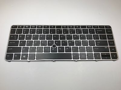 903008-001 / 901042-001 Backlit privacy keyboard with Point Stick (United States