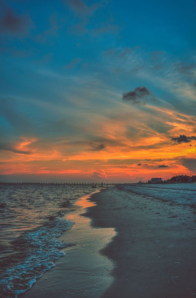 14 Gorgeous Beaches In Mississippi You Have To Check Out This