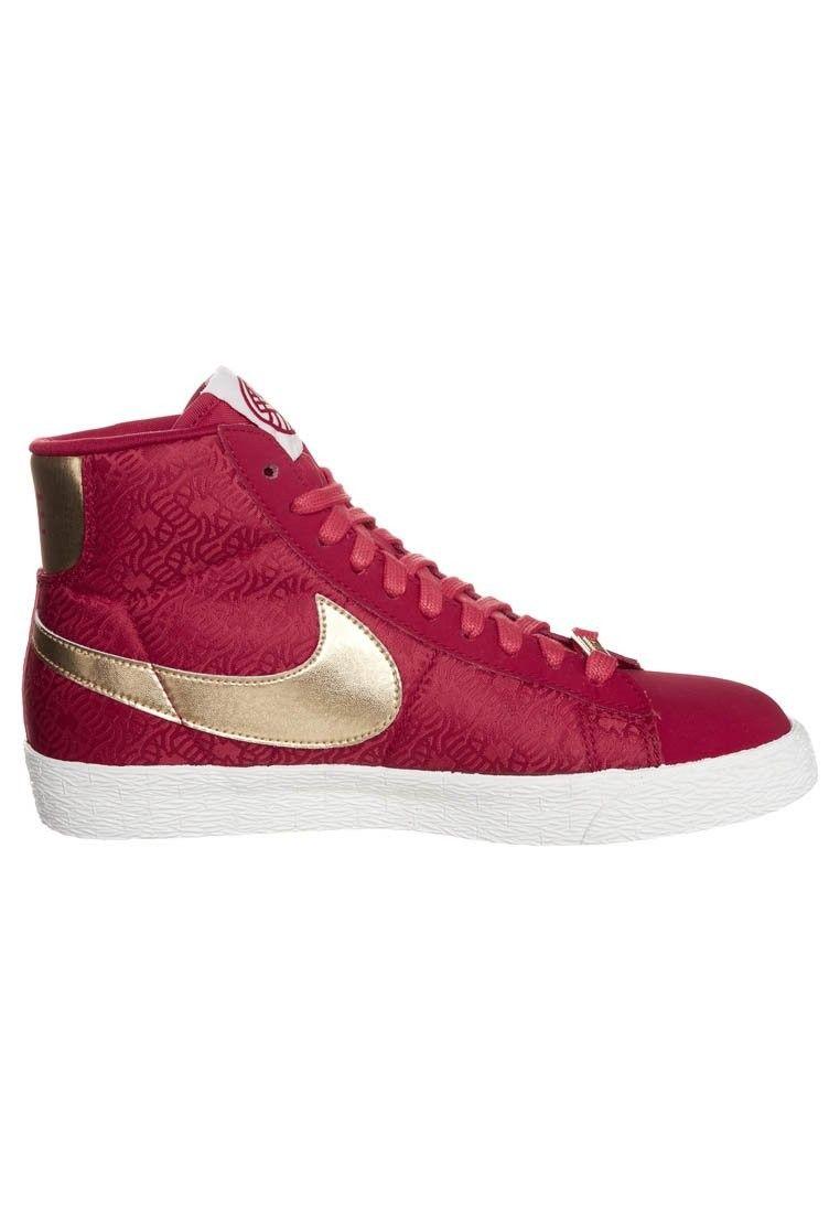 the best attitude 9c970 793d9 Nike BLAZER MID Femme - Baskets montantes - rouge,So Cool.