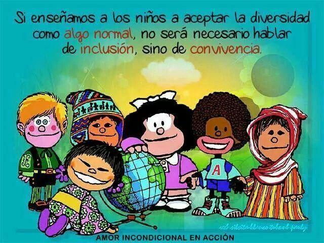 Diversidad Enseñar A Los Niños Diversidad Cultural Para