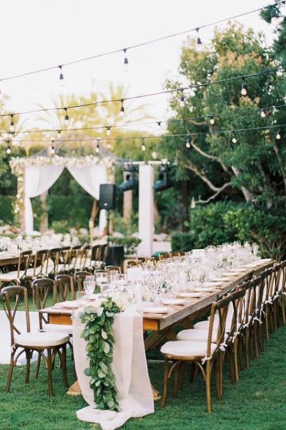 Here Are Some Backyard Wedding Ideas | Backyard wedding ...