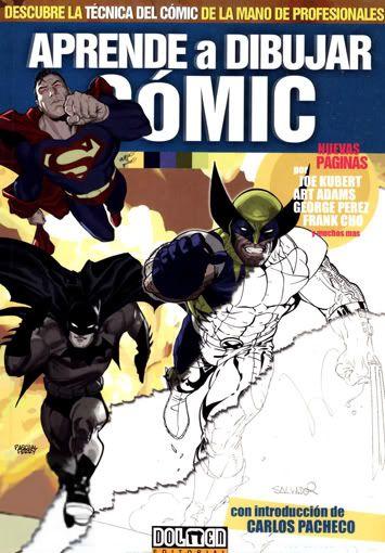 Aprende A Dibujar Comic 10 Volumenes Aprende A Dibujar Comic Dibujar Comic Aprender A Dibujar
